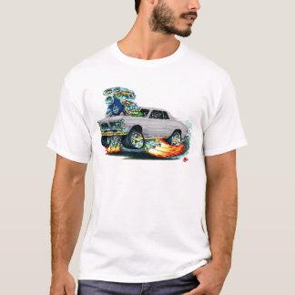 T-shirt Voiture de gris de 1965 GTO