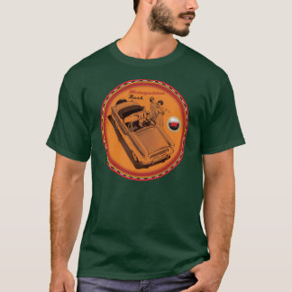 T-shirt Voiture de la métropolitaine de Nash