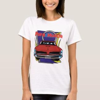 T-shirt Voiture de muscle de 1966 GTO