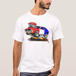 T-shirt Voiture de RedWhiteBlue de javelot d'AMC