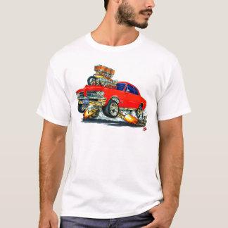 T-shirt Voiture de rouge de 1964 GTO