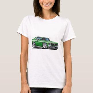 T-shirt Voiture de vert de nova de Chevy