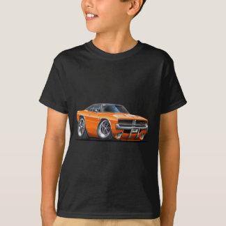 T-shirt Voiture d'orange de chargeur de Dodge