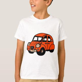 T-shirt voiture française vintage de 2 cv