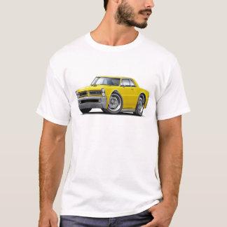 T-shirt Voiture jaune de 1965 GTO