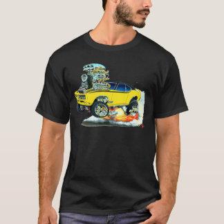 T-shirt Voiture jaune de 1968 GTO