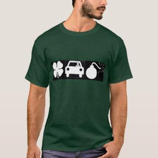 T-shirt Voiture piégée irlandaise--2009_C