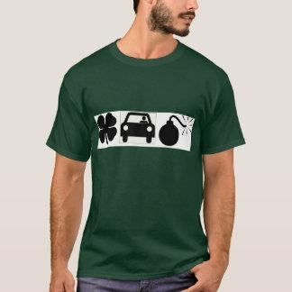 T-shirt Voiture piégée irlandaise--2009_D
