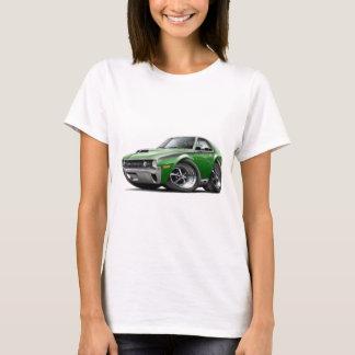 T-shirt Voiture Vert-Noire de 1970 AMX