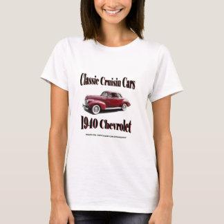 T-shirt Voitures classiques de Cruisin Chevrolet 1940