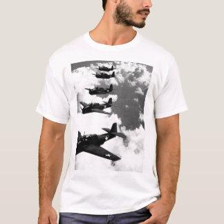 T-shirt Vol de TBF (vengeurs) dans l'image formation_War