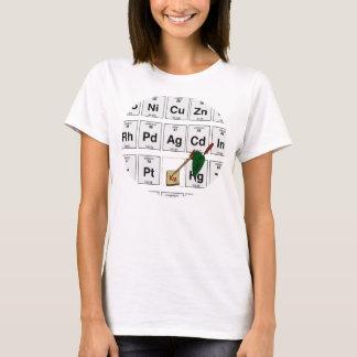 T-shirt Vol élémentaire