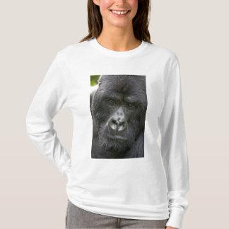 T-shirt Volcans NP, Rwanda, gorilles de montagne,