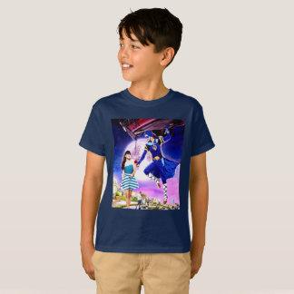 T-shirt voler mat