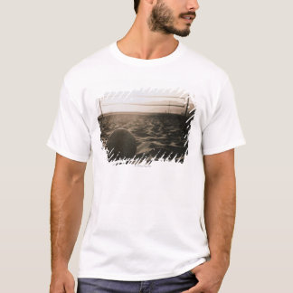 T-shirt Volleyball dans le sable