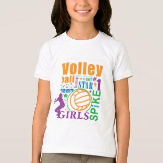 T-shirt Volleyball de Bourne