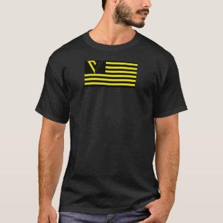 T-shirt Volontaire d'ANCAP - hélicoptère glissant glissant