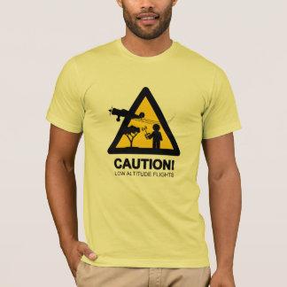 T-shirt Vols de basse altitude