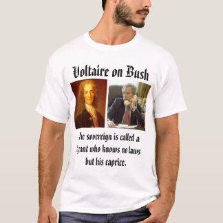 T-shirt Voltaire, bush_phone, tous les meurtriers sont