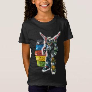 T-Shirt Voltron | Voltron et pilotes graphiques