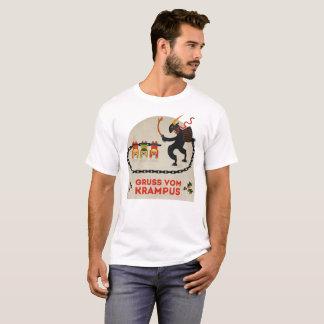 T-shirt Vom Krampus de Gruss