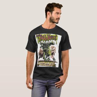 T-shirt Vomi de Troll - une bière anglaise de Dwarven !