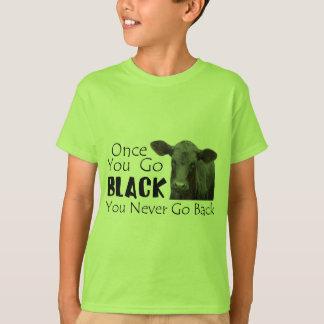 T-shirt Vont Angus noir