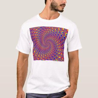 T-shirt Vortex prismatique