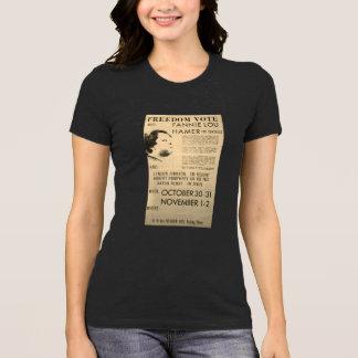 T-shirt Vote de liberté