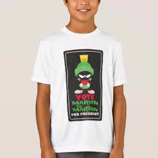T-Shirt Vote MARVIN LE MARTIAN™ pour le président