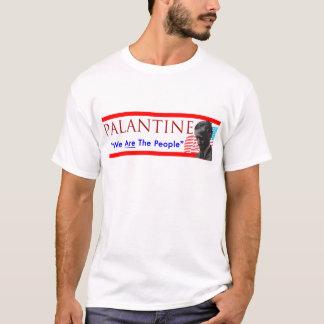 T-shirt Vote Palantine de la décision 2012 pour le