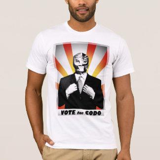 T-shirt Vote pour Codo
