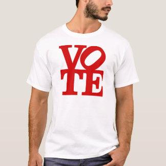 T-shirt VOTE (rouge)