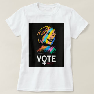 T-shirt votehillary2016