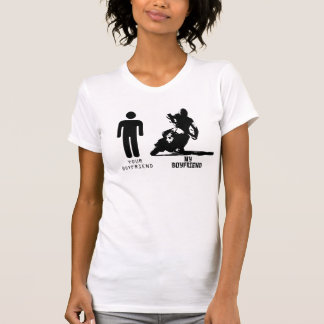 T-shirt Votre ami mon ami Supermoto