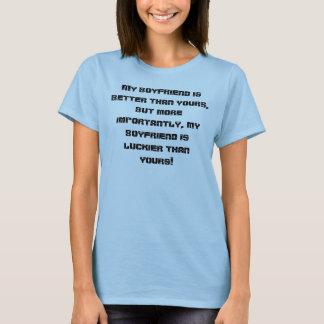 T-shirt Votre FB est chanceux