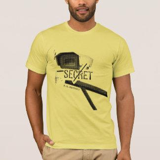 T-shirt Votre secret est sûr avec moi
