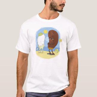 T-shirt Voulez à l'haricot