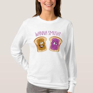 T-shirt Voulez à Smush ?