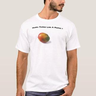 T-shirt Voulez au tango ?