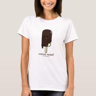 T-shirt Voulez goûter ?