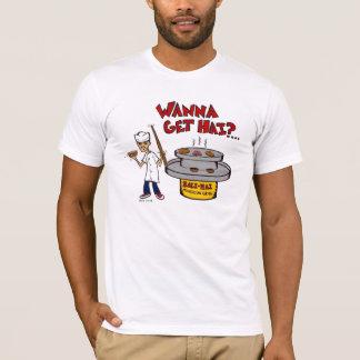 T-shirt Voulez obtenir Hai