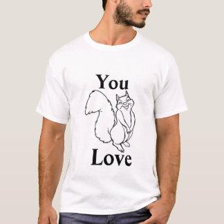 T-shirt Vous aimez Deez Nutz
