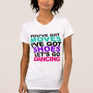 T-shirt Vous avez des mouvements