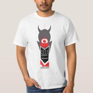 T-shirt Vous avez grossi, cordialement.