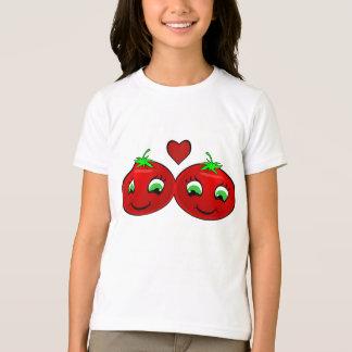 """T-shirt Vous dites le """"amour de tomate """""""