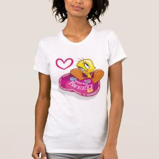 T-shirt Vous êtes cuvette de Tweety de bip