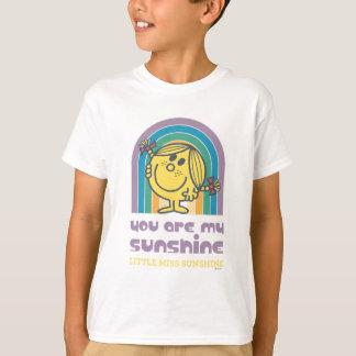 T-shirt Vous êtes ma voûte de soleil
