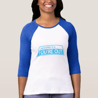 T-shirt VOUS êtes - projetez la piste Tim Gunn Heidi Klum