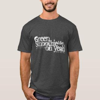T-shirt Vous êtes un homme vert de Smoothie